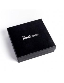 Caja de carton para collar gargantilla WAS9