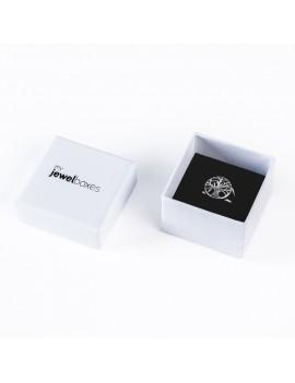 Caja de carton para anillo NEB2