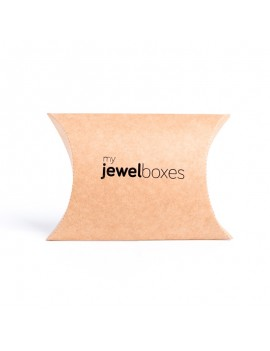 caja carton kraft joyeria bisuteria