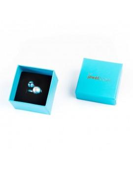 Caja de carton para anillo CAL2