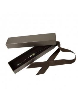 Caja de carton con lazo para pulsera NEW3