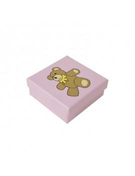 Caja de carton infantil para pendientes BAB1