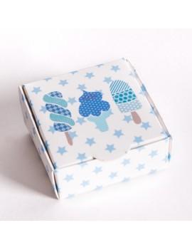 Caja carton multiusos para joyeria infantil y de bebes SCH2