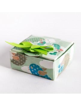 Caja carton multiusos para joyeria infantil y de bebes SCH4