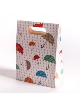 Bolsa de carton para joyeria infantil y de bebes BSCH3