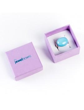 Caja de carton para anillo BOS2