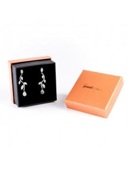 Caja de carton para pendientes TEX3