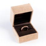 Estuches para anillos de pedida